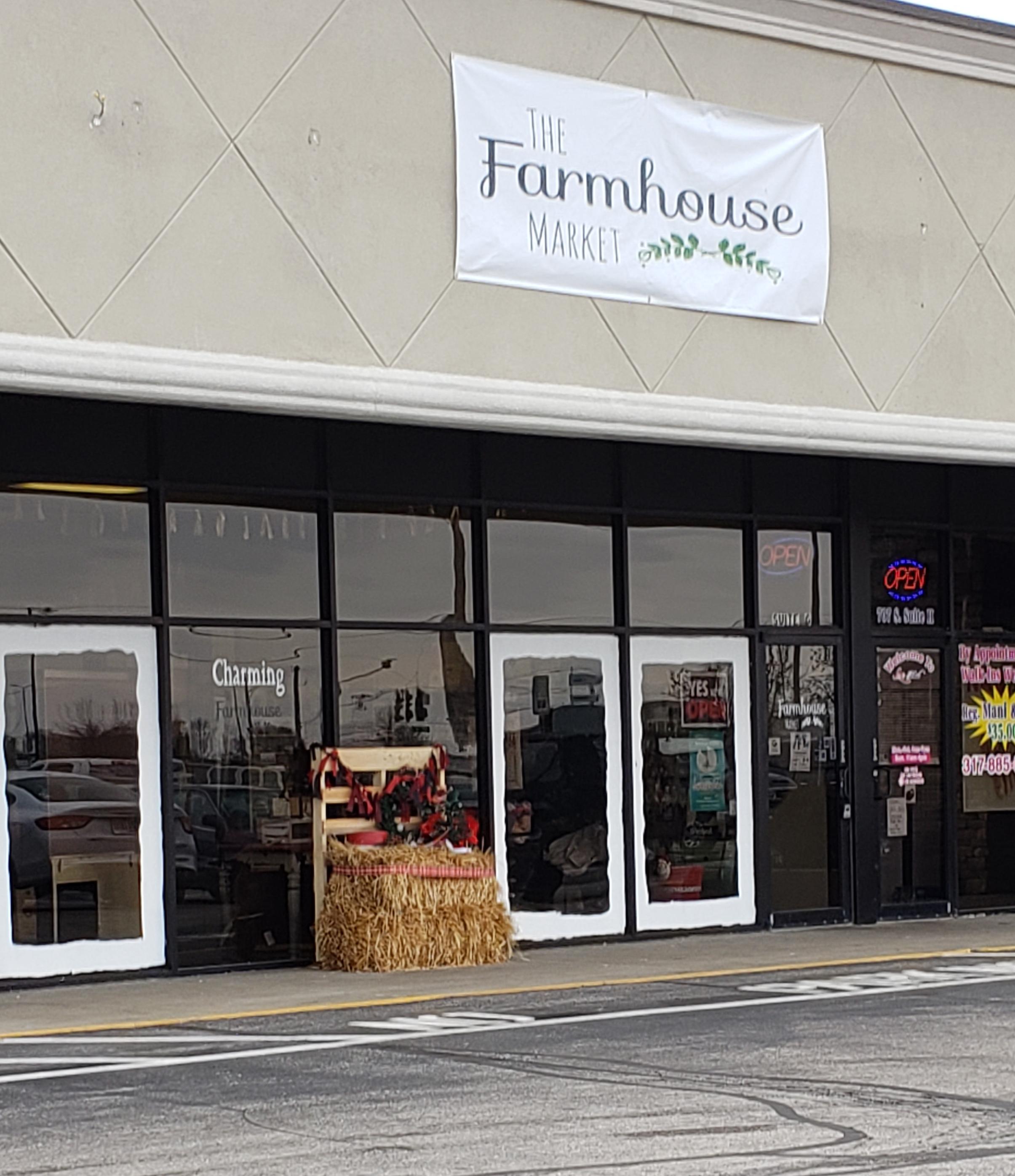 Farmhouse Market Greenwood Shop