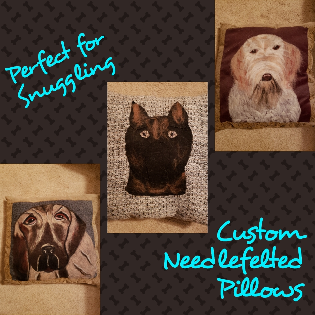 Custom Gift Pillows
