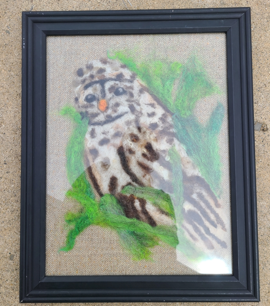 Downey Owl